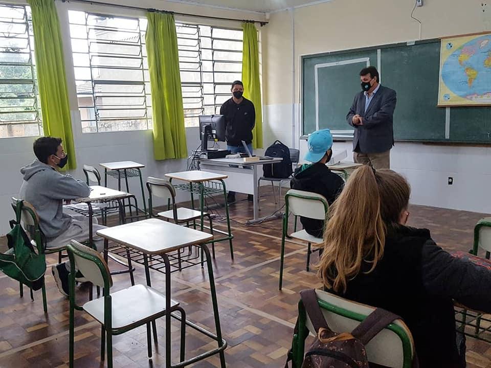 Núcleo Regional de Educaçao